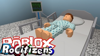 TRAVAIL DE DOCTOR! AMEUBLEMENT À LA MAISON! RoCitizen [3] - France #43 ROBLOX