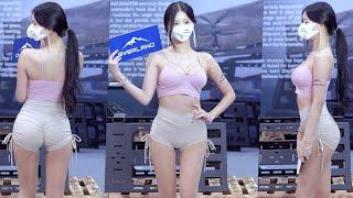 연지은 레이싱모델 직캠 4K ★ 킨텍스 오토살롱