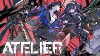 【歌ってみた】ATELIER covered by 春猿火 & 幸祜