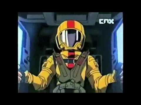 CNX Gundam Wing Advert