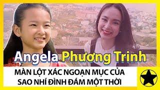 Angela Phương Trinh - Màn Lột Xác Ngoạn Mục Của Sao Nhí Đình Đám Một Thời