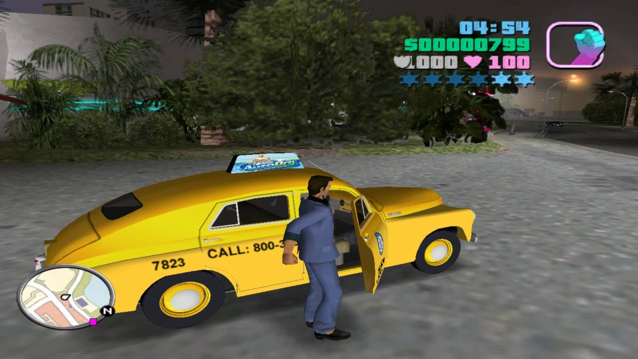 Gta vice city (2003) pc review and full download | old pc gaming.
