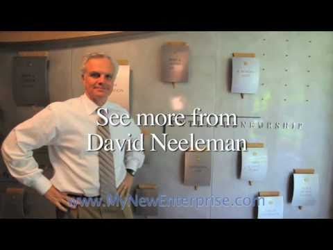 David Neeleman - Founder of Jet Blue Airlines