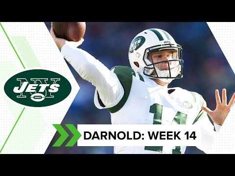 Chad Pennington Talks About Sam Darnold's Work in Week 14 | Inside the Pocket