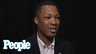TWD: Tony Nominee Corey Hawkins On Heath's Disappearance & Possible Return | People NOW | People
