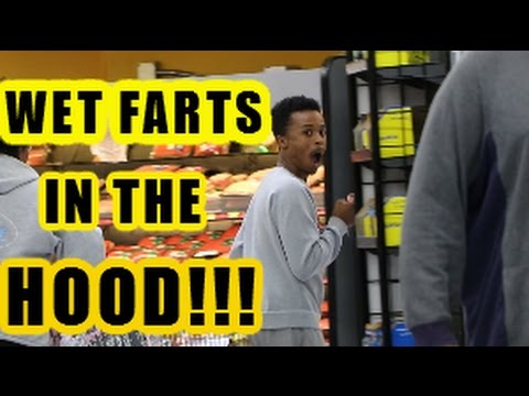 Thumbnail: WET FART PRANK IN THE HOOD | THE SHARTER AT WALMART
