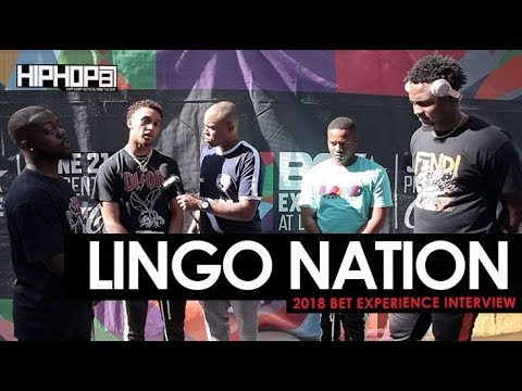 "Lingo Nation Talk Winston-Salem, NC, ""Right hand-Left hand"", Their Upcoming Project & More"