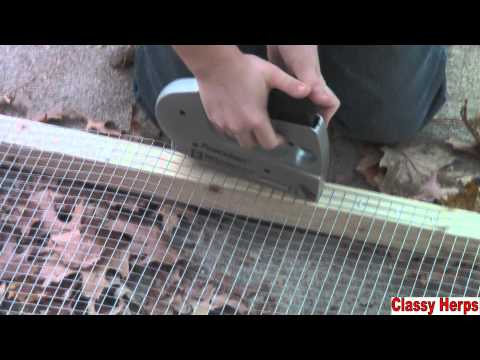 How To Build A Rodent Breeding Rack- ClassyHerps