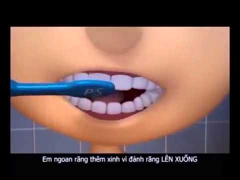 Kỹ năng sống   Mầm non   Tập 13   Dạy bé đánh răng