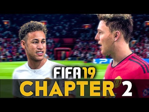 FIFA 19 THE JOURNEY All Cutscenes Chapter 2 Movie