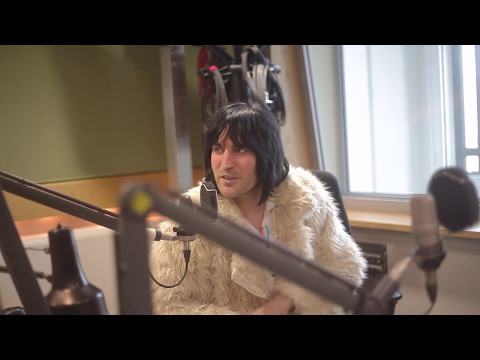 Mercedes Grower and Noel Fielding on Jonathan Ross Radio