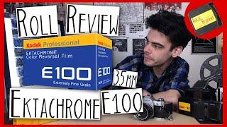Kodak Ektachrome E100 35mm | ROLL REVIEW