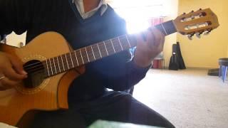 Zara si dil mein(guitar instrumental) by nakul thapa