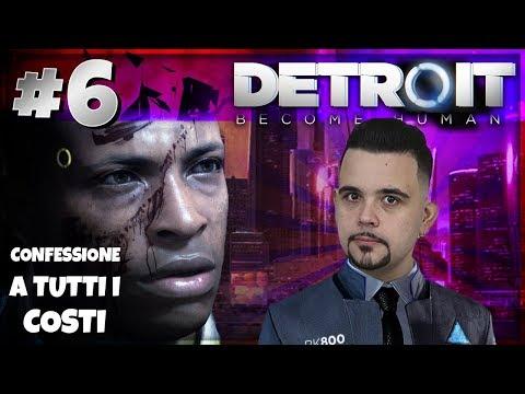 Detroit: Become Human - #6 : la confessione a tutti i costi