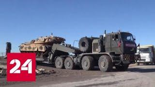 Турция может начать военную операцию в Сирии - Россия 24