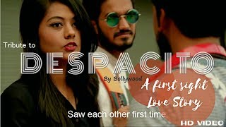 Tribute to Despacito | Hindi version | Dhruvan Moorthy ft. SeeMo | Love Story with Subtitle
