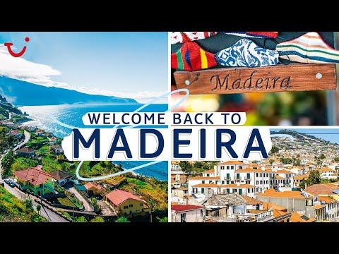 Welcome Back to Madeira, Portugal  TUI