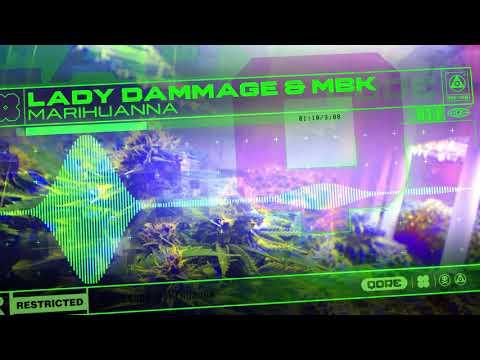 Download Lady Dammage & MBK - Marihuanna   QORE