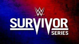 WWE Survivor Series 2018 Predictions, Match Card, Picks, Preview