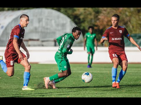 Metta LU Riga FS Jelgava RAF Goals And Highlights