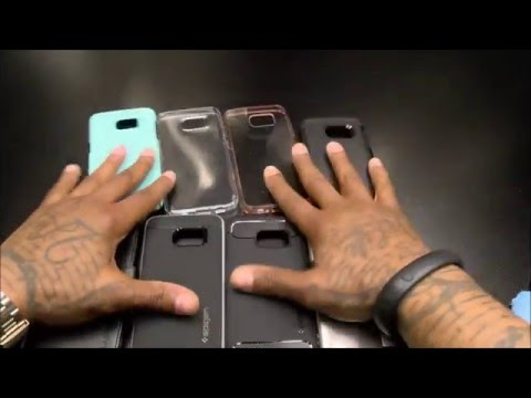 Samsung Galaxy S7 Edge Cases From Spigen