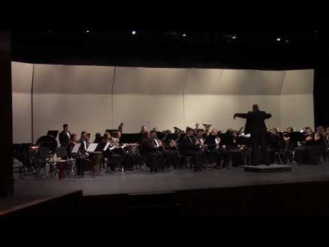 New Caney High School Wind Ensemble Concert and Sight-reading 2018