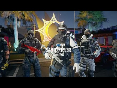 Ranked Rainbow Six Seige!!! Tap-firing for the win... (Getting Gold Back - R6S)