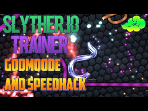 Slither.io Trainer Hack | God Mode, Speed Hack, Score Multiplier