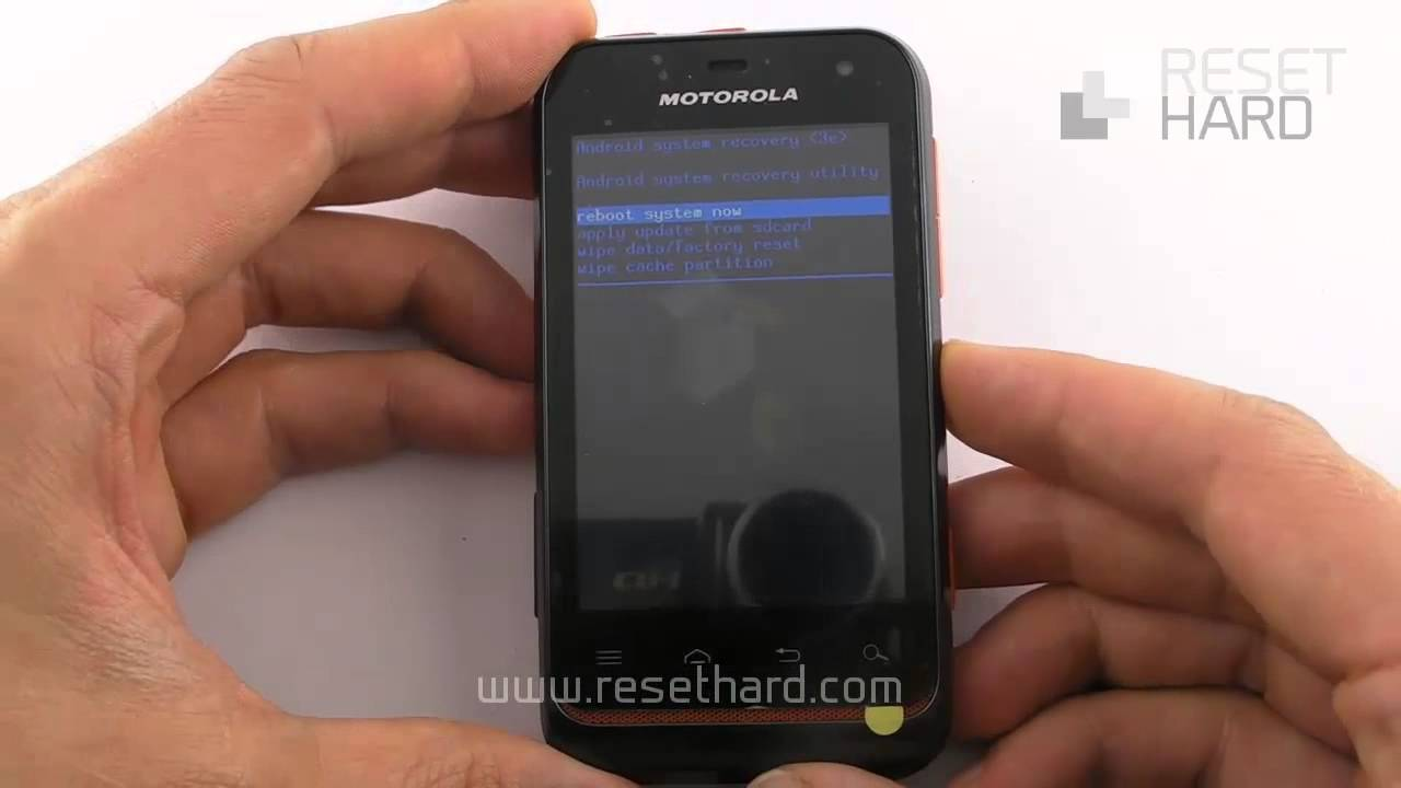 hard reset motorola defy mini how to youtube rh youtube com Motorola Defy Accessories Motorola Defy Accessories