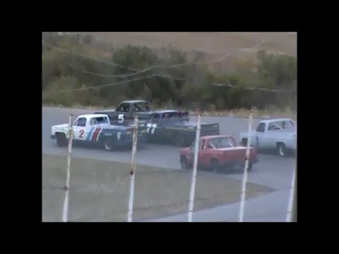 Kings Park Speedway Truck Stock Feature 09/23/2017