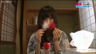 AKB48 くしゃみ Sneeze 前田敦子 高橋みなみ 大島優子 小嶋陽菜