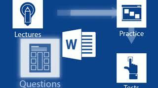 Демо-ролик о курсах MS Word на английском языке