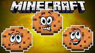 убийственное Печенье (LETHAL COOKIES Mod) - Обзор Мода Minecraft