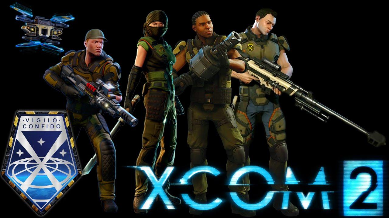 Xcom 2 action trailer game engine youtube for Portent xcom not now