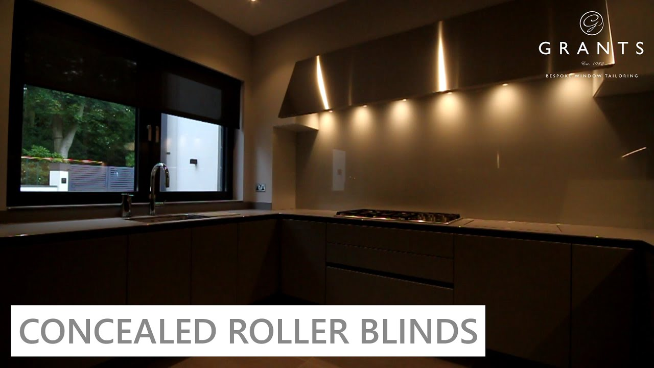Electric Blind Installed In Client S Extra Kitchen For Spicy Food