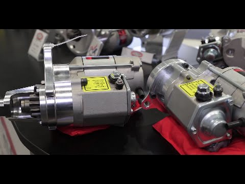 sema 2015 alternator and starter solutions from powermaster sema 2015 alternator and starter solutions from powermaster performance