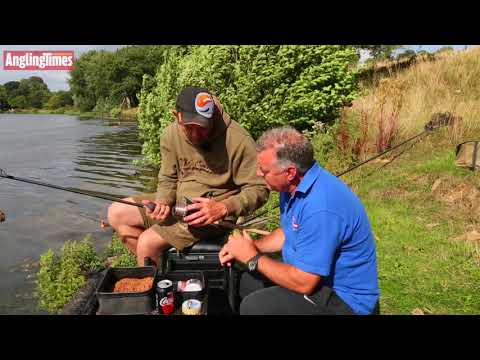 Long range feeder fishing with Free Spirit's Hi-s and CTX feeder rods