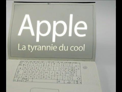 Apple, La Tyrannie Du Cool! Documentaire sur la firme à la Pomme.