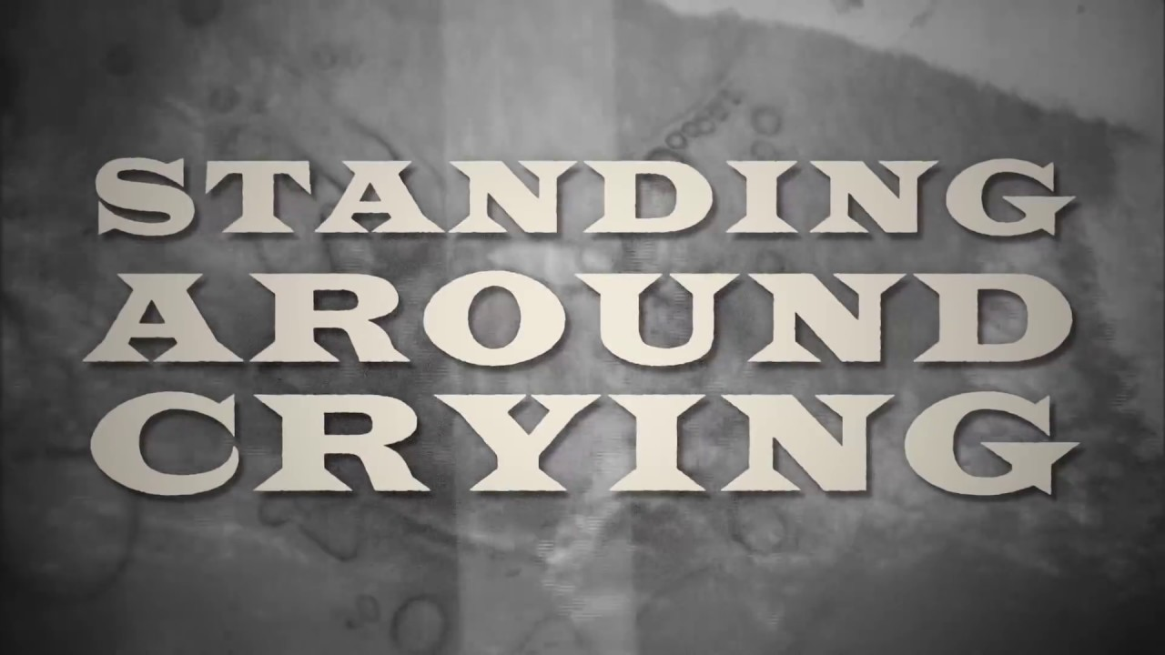 Billy F Gibbons: Standing Around Crying (Lyric Video)