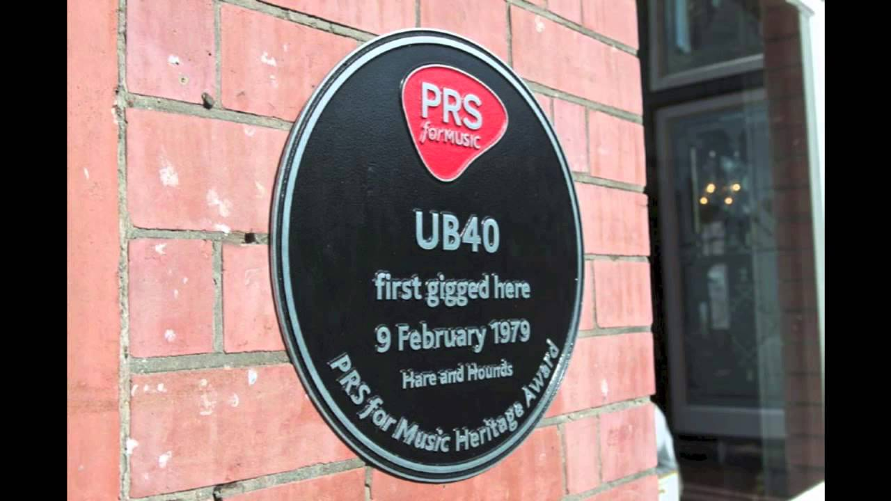 UB40 - Tyler / King - Signing Off 30th Anniversary Show @ The Hare &  Hounds, Kings Heath