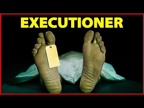 I Am A Death Row Executioner