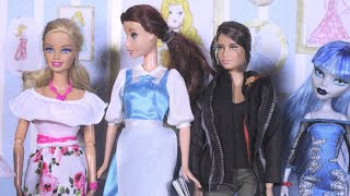 Book Club Part 5 - A Barbie parody in stop motion *FOR MATURE AUDIENCES*
