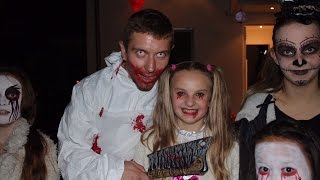 Meine Halloween Party 😱HORROR😱 voll gruselig 💗 Haley's Turnwelt 💗