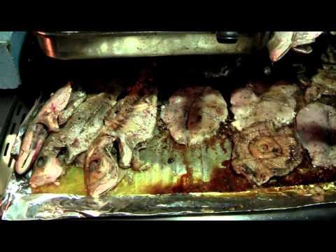 Oistins Fish Market - Shirley's Food Hut