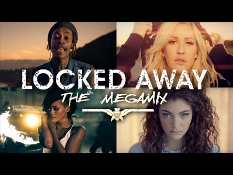 Locked Away Mega Mix