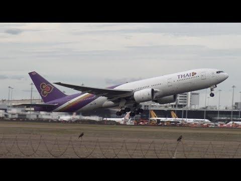 [4K] AMAZING 30+ Minutes of Melbourne Airport Plane Spotting (MEL/YMML)