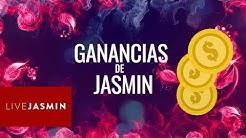 PORCENTAJES DE GANANCIAS DE JASMIN WEBCAM