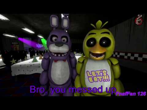 [FNAF SFM] Top 5 Five Nights At Freddy's Animations Compilation (Best Animation)