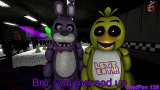 - FNAF SFM Top 5 Five Nights At Freddy s Animations Compilation Best Animation