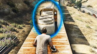 PORTAL MOD (GTA 5)